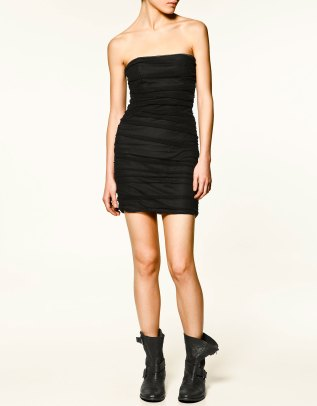 Zara - Tull Dress 2