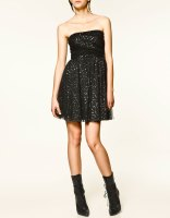 Zara - Tull Dress