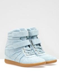 Zapatillas pastel